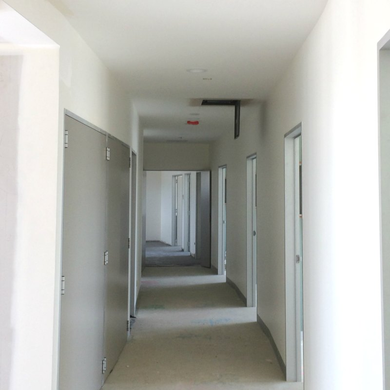 Plastering Services - Patch a Hole Plastering